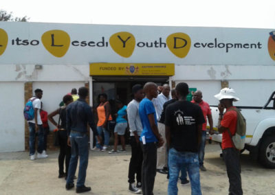 Youth developmental organization in Primose, Germiston